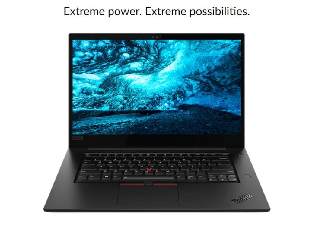 ноутбук Lenovo ThinkPad X1 Extreme (Gen 2)