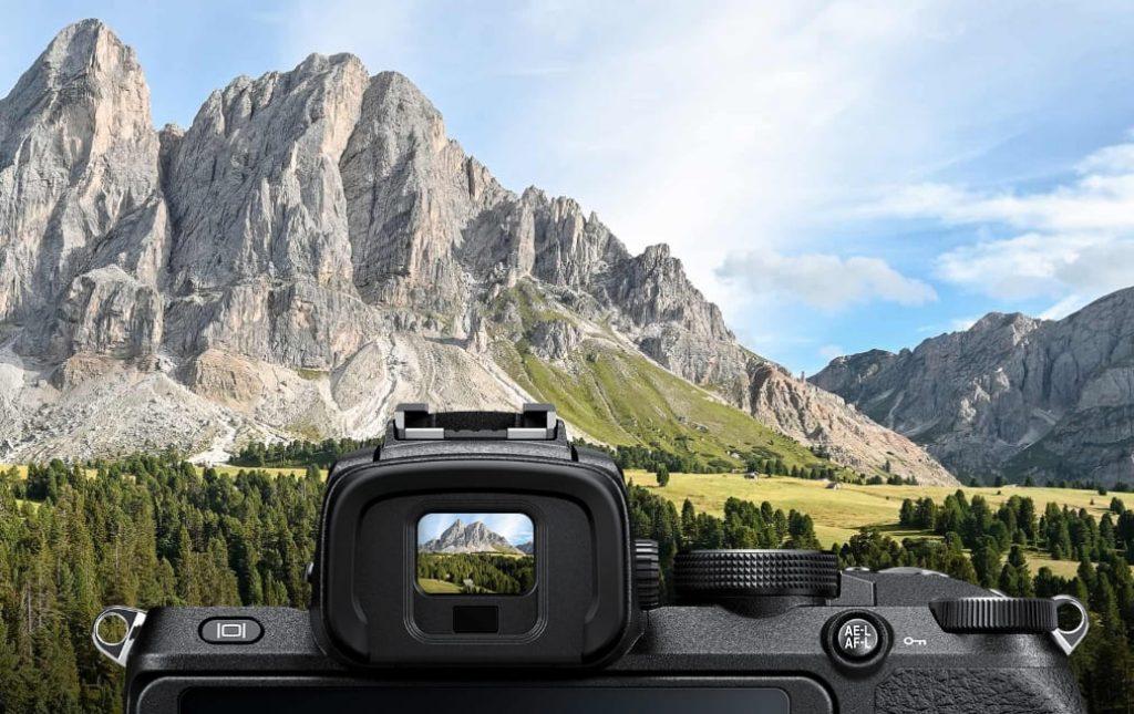 видеоискатель Nikon Z 50