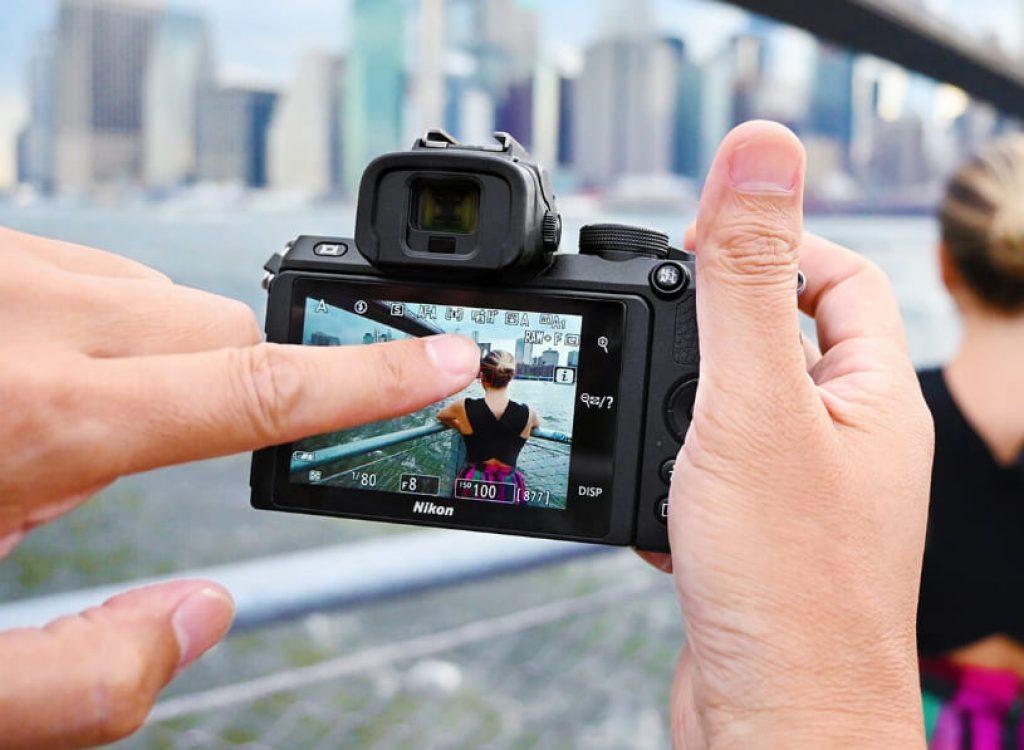 Nikon Z 50 фотоаппарат