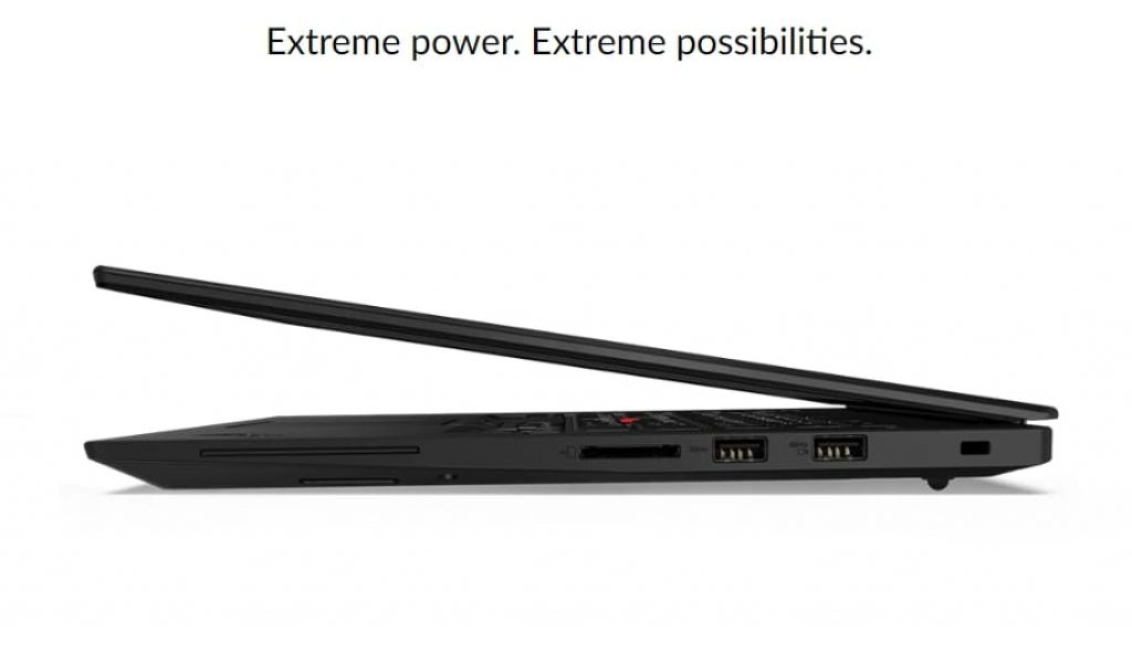 надежность Lenovo ThinkPad X1 Extreme (Gen 2)